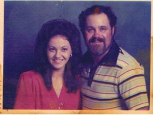 Aunt Claudette and Dad