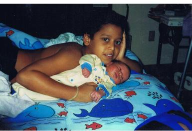 Xaviar and his brother